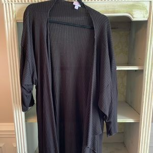 Lularoe Shirley cardigan - size L